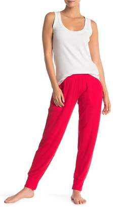 Maidenform Ribbed Cuff Lounge Pants
