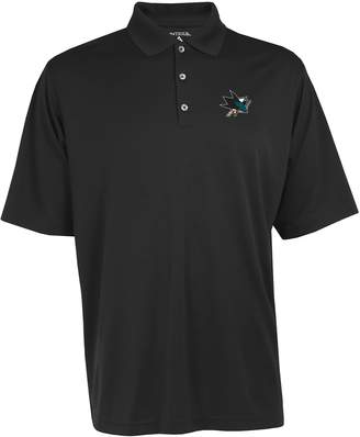 Antigua Men's San Jose Sharks Exceed Performance Polo