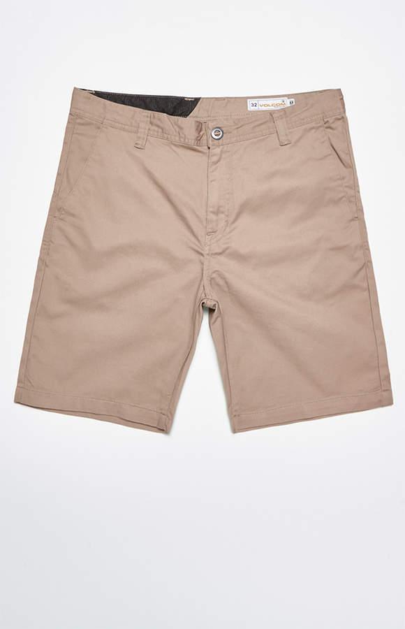Volcom Frickin Drifter Chino Shorts