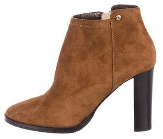 Jimmy Choo Suede Ankle Boots w/ Tags