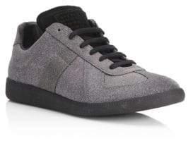 Maison Margiela Glitter Low-Top Sneakers