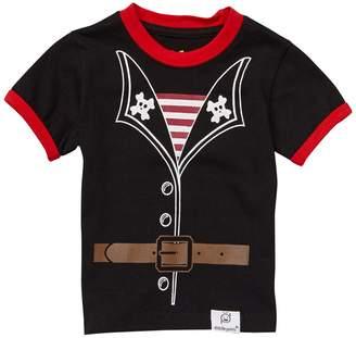 Doodle Pants Pirate Shirt (Baby & Toddler Boys)