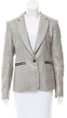 Rag & Bone Structured Wool Blazer