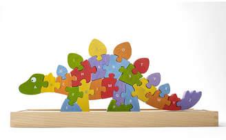 Begin Again Toys Dinosaur A-z Wooden Puzzle