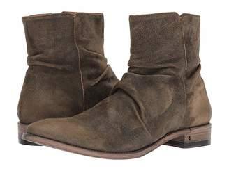 John Varvatos Collection Morrison Sharpei Boot Men's Zip Boots