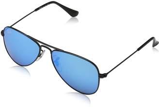 Ray-Ban Junior Rj9506s Oval Sunglasses