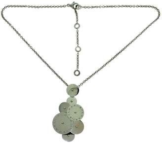 Bulgari Cicladi white gold necklace