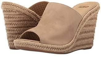 Johnston & Murphy Women's Myrah Espadrille Wedge Sandal