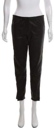 3.1 Phillip Lim Leather Skinny Pants