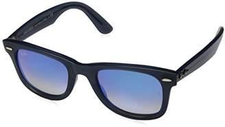 Ray-Ban Wayfarer Non-Polarized Iridium Square Sunglasses