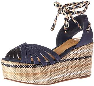 Schutz Women's Karlan Wedge Sandal