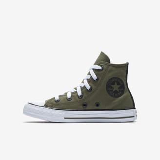 Nike Converse Chuck Taylor All Star Seasonal Color High Top Boys Shoe