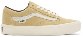 Vans Beige Old Skool Lite LX Sneakers
