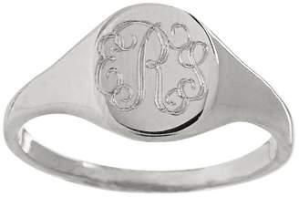 Sarah Chloe Mark And Graham Petite Signet Ring
