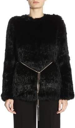 Patrizia Pepe Fur Coats Fur Coats Women