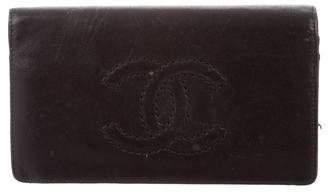 Chanel CC Bifold Wallet