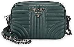 Prada Women's Diagramme Camera Bag