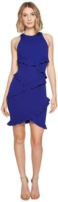Nicole Miller McCartney Ruffle Dress Women's Dress