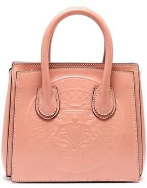Balmain Leather Shoulder Bag