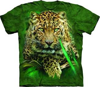 The Mountain Majestic Leopard