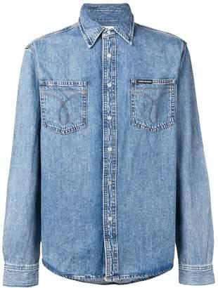 Calvin Klein Jeans buttoned shirt