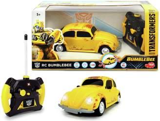 Transformers 1:24 Bumblebee Beetle Radio Control Toy