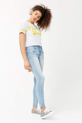 Forever 21 Push-Up Skinny Jeans