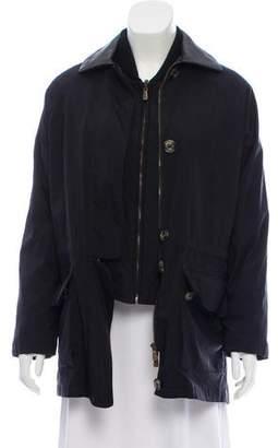 Loro Piana Long Sleeve Short Coat Set