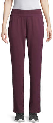 ST. JOHN'S BAY SJB ACTIVE Slim Pant with Piping