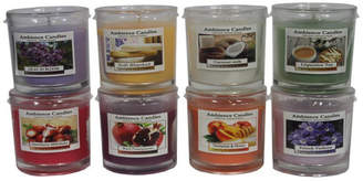 Essential Decor & Beyond Glass Scented Jar Candle