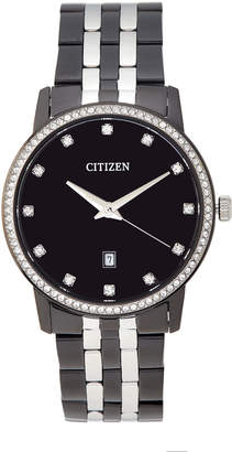Citizen BI5037 Two-Tone Watch