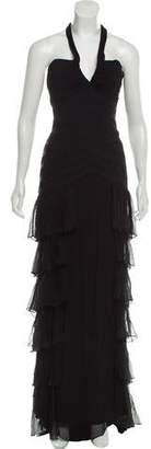 Temperley London Silk Evening Dress