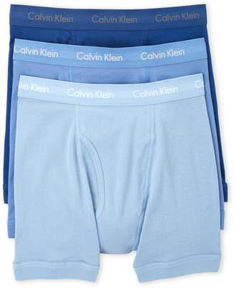Calvin Klein 3-Pack Classic Fit Boxer Briefs