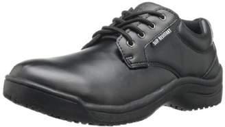 Skidbuster 5076 Women's Leather Slip Resistant Oxford