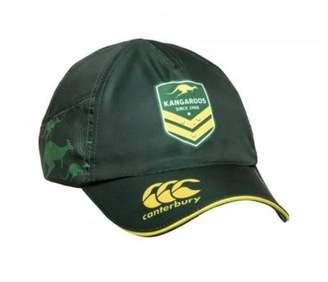 Canterbury of New Zealand Australia Kangaroos Rugby Training Cap 2017 One Size