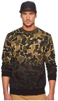 adidas Camo Crew Men's Long Sleeve Pullover