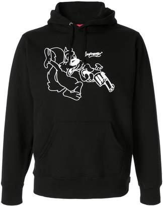 Lee Supreme hoodie