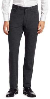 Emporio Armani Stretch Techno Trousers