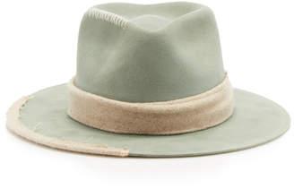 Nick Fouquet Verbon a de la Falaise Beaver Felt Hat