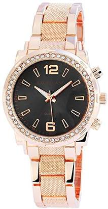Excellanc Women's Quartz Watch 152131000111 with Metal Strap