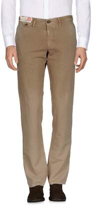 Incotex Red Casual pants - Item 13188812DL