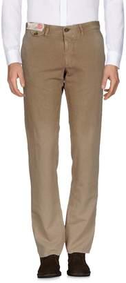 Incotex Red Casual pants - Item 13188812