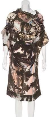 AllSaints Palm Nami Knee-Length Dress