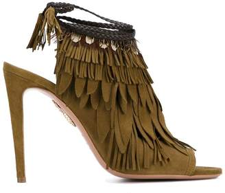 Aquazzura 'Pocahontas' sandals