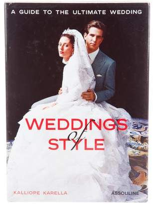 Assouline Weddings of Style