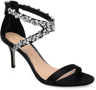 bf6492a5e Badgley Mischka Black Evening Shoes - ShopStyle
