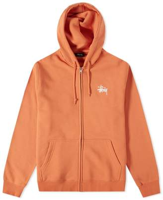 Stussy Basic Zip Hoody