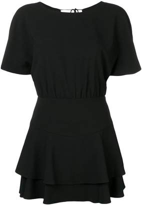 Alice + Olivia Alice+Olivia flared mini dress