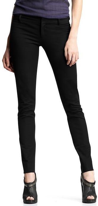 Really skinny pants