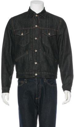 John Varvatos Kaihara Denim Jacket $225 thestylecure.com